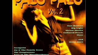 Ferry Ultra feat. Juliet Edwards -- Groove Out Your Funky Soul