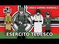 La STORIA dei SOLDATI TEDESCHI nella Seconda Guerra Mondiale