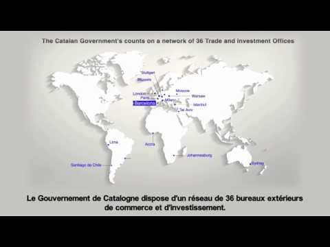 Catalonia Trade & Investment Offices (French subtitles)