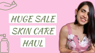 Festive Skin Care SALE HAUL | …