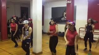 Chris brown-Sex choreography by Nils Díaz