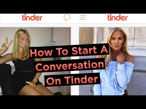 Tinder dating app tips