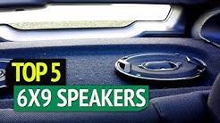 TOP 5: Best 6x9 Speakers 2018