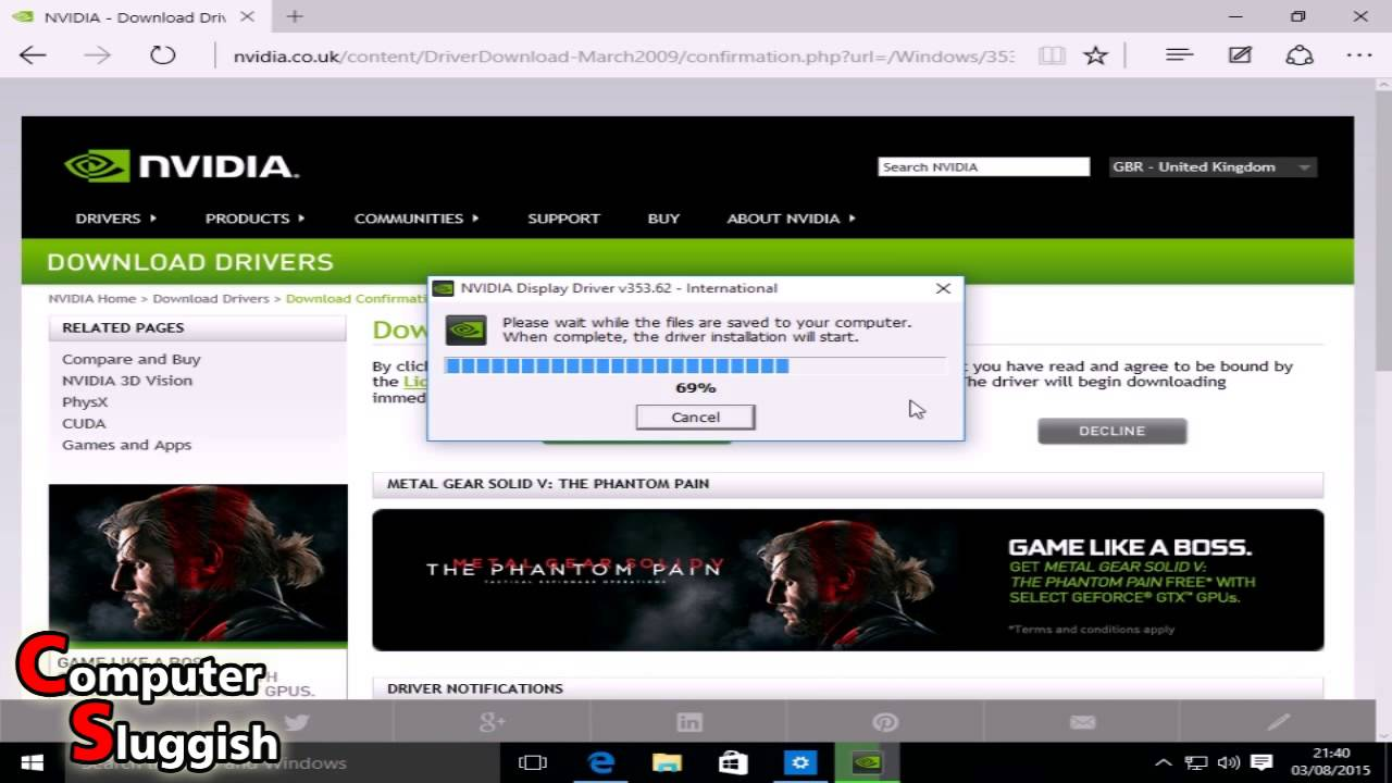 Download nvidia geforce windows 10 drivers free — networkice. Com.