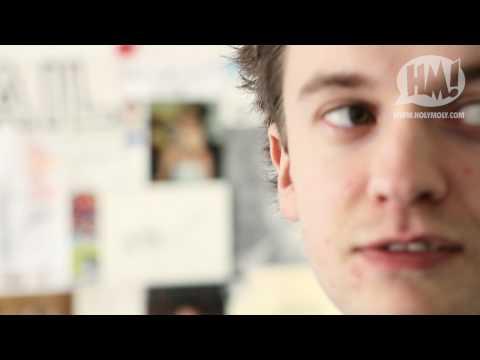 A Day in the Life of Alex Day - up close & personal with Nerimon