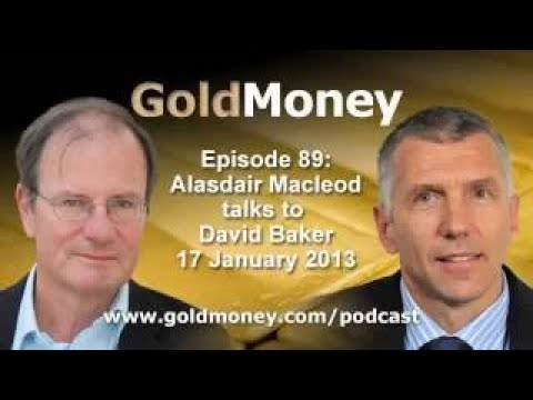 David Baker: gold miners should hold gold instead of dollars