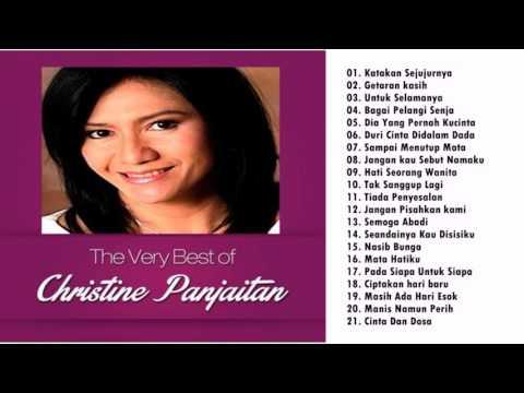 Christine Panjaitan   Full Album    Tembang Kenangan   Lagu Lawas 80an   90an indonesia