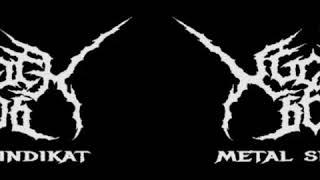 XGoth666_Hitam Putih Duniaku_New Album 2017_Gothic Band