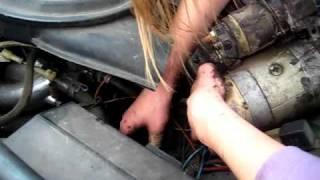 Пособие по ремонту стартера(Ремонт стартера. Наглядное пособие от королев автомеханики :) поддержим девушек ?) http://vk.com/wall139388818_1672., 2009-10-19T11:05:42.000Z)