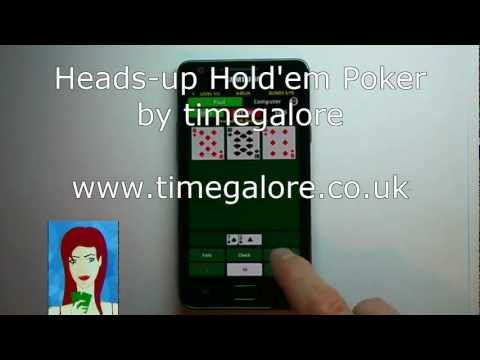 Heads'up Holdem Poker Android Application