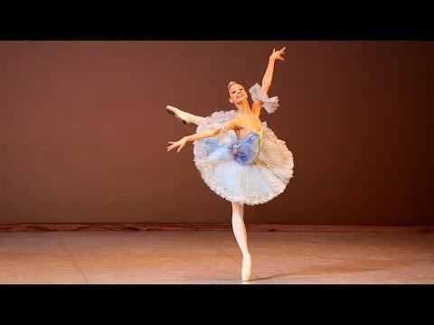 Вариация принцессы Флорины из балета Спящая красавица