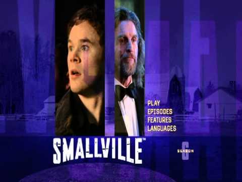 Download Smallville Season 6 DVD Menu Intro