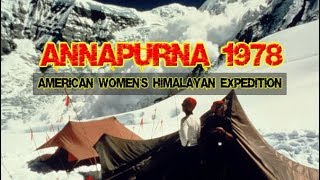 Annapurna a Womens Place - Best Climbing Film 2017 - Kisah Pendakian Gunung wanita Paling Tragis !!