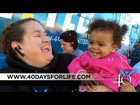 40 Days for Life: SAVED!