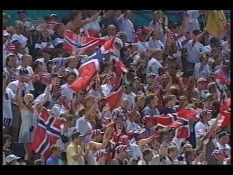 Atlanta Olympics 1996 men's 800m Final