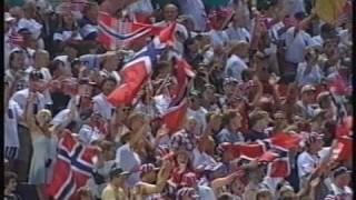 Atlanta Olympics 1996 men