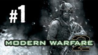MODERN WARFARE 2 #1 | XBOX360 | CAMPAÑA | WALKTHROUGH | LETS PLAY | GAMEPLAY