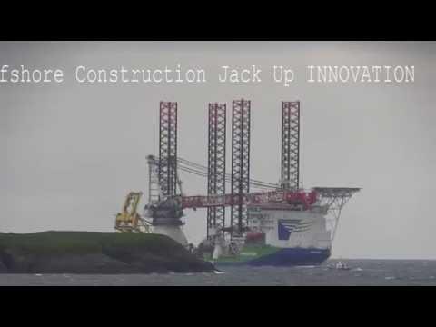Innovation arrives Stornoway 02/04 06 2014