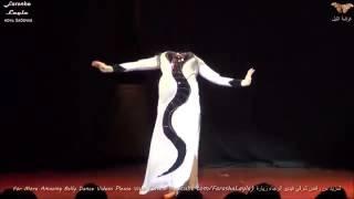 Impressive Iraqi Style Hot & Sexy Kawleya Dance By Ukrainian Яна Цехоцкая رقص عراقي ساخن جدا مثي