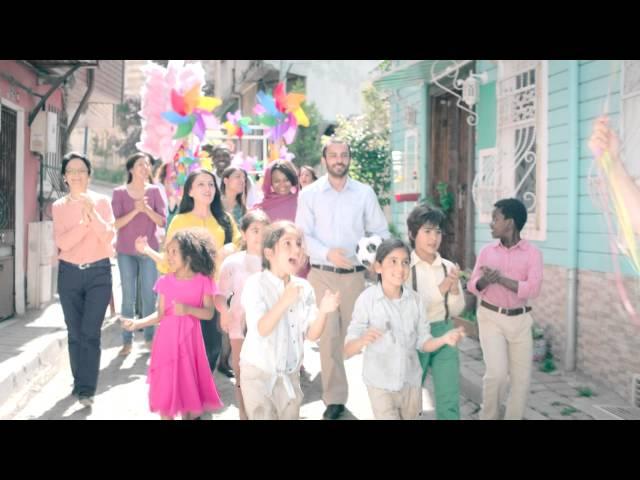 208291a28 إعلان زين لعيد الفطر المبارك 2014 - YouTube