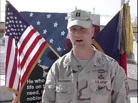 Dirk Ringgenberg Silver Star Afghanistan 173rd Airborne Brigade