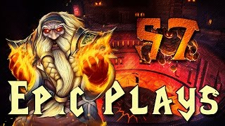 Epic Hearthstone Plays #57