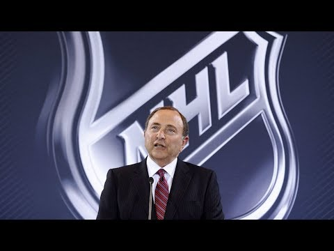 Bettman says NHL open to Seattle expansion application