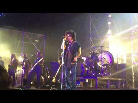 Lenny Kravitz  It Ain't Over Til It's Over Arena Ciudad de México, 1342018