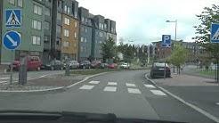 4K   Driving in Finland: Hervanta - Vuores - Lahdesjärvi