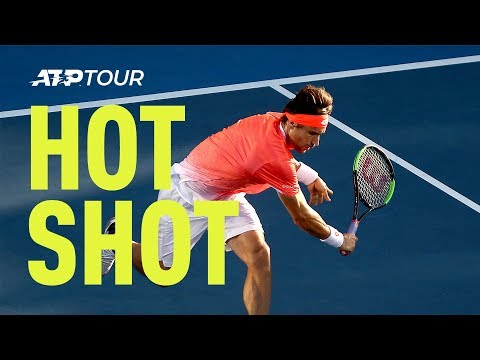 Hot Shot: Ferrer Turns Back The Clock In Auckland 2019