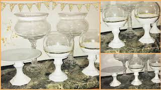 DIY Dollar Tree Candy Table decorations