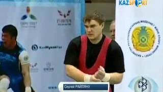 Кубок Казахстана по тяжелой атлетике (Усть-Каменогорск)2014