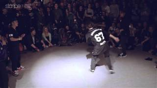 JAPAN vs BULGARIA / GREECE [bgirl finals] // .stance // Battle Of The Year 2015