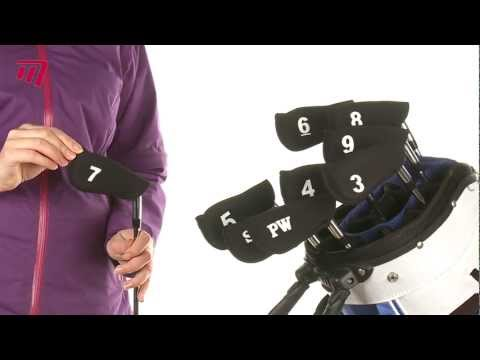 Masters Golf - Neoprene Iron Covers (IC34)