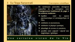 Le Yoga Saraswati