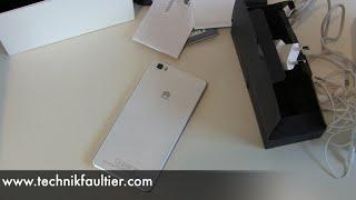Huawei P8 Lite Unboxing und erster Eindruck