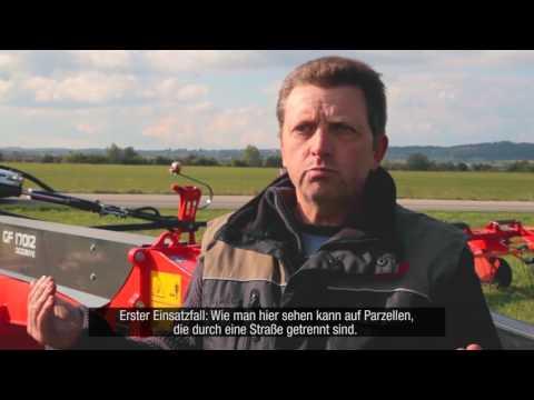 KUHN GF 17012 - Interview Damien Vieille