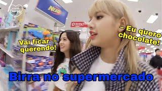 [Redublagem BlackPink] Birra no supermercado (01/??)