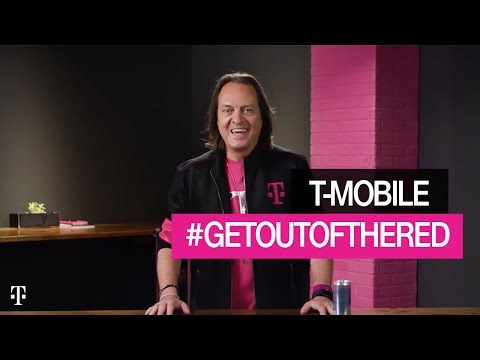 T-Mobile CEO John Legere's Plan To Get Verizon Customers #OutOfTheRed