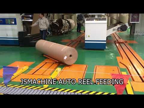 J.S.Machine --- AUTOMATIC REEL LOADING