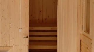 видео перевозные бани из бруса цена