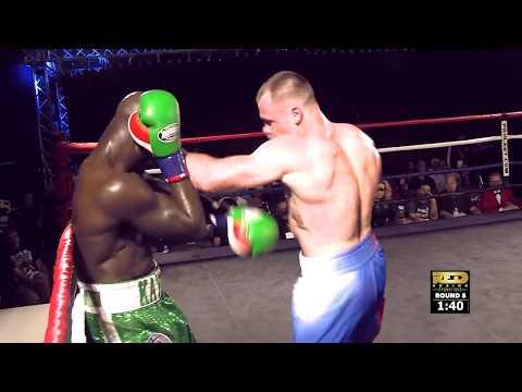 Aleksei Egorov — Lateef Kayode | Егоров — Кайоде| Полный бой HD | Мир бокса