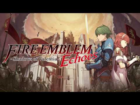 Fire Emblem Echoes: Shadows Of Valentia (OST) - The Heritors Of Arcadia (English Credits Theme)
