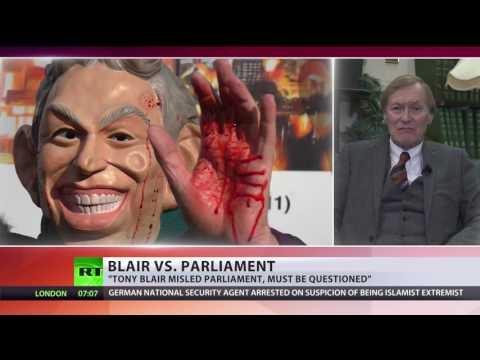 Blair did not deceive Parliament to take Britain into Iraq war - MPs