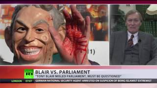 Blair did not deceive Parliament to take Britain into Iraq war   MPs