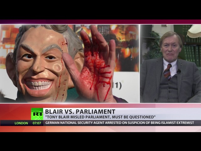 Blair did not deceive Parliament to take Britain into Iraq war - MPs