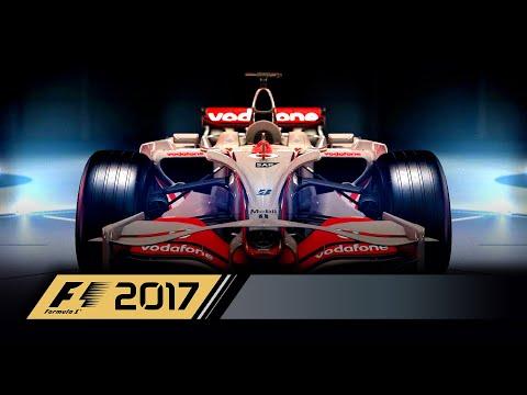 F1 2017 Classic Car Reveal - McLaren [DE]