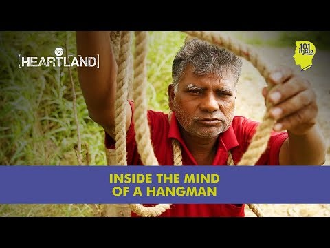 Inside the Mind of A Hangman   Unique Stories from India