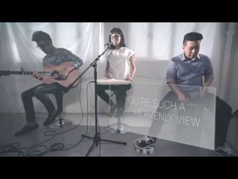 A Sky Full Of Stars (Acoustic Coldplay Cover by Moxi & GX) - Singapore Unique Voices
