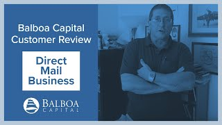 Balboa Capital Review | Direct Mail Equipment Leasing